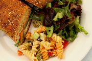Cafe_Via_Flora_Salmon_Sandwich